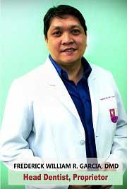 Frederick William R. Garcia, DMD