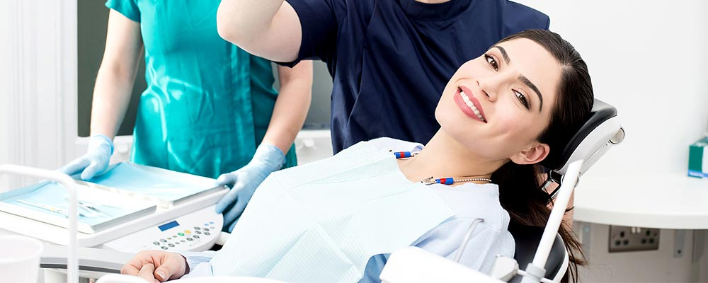 featured image for dental services