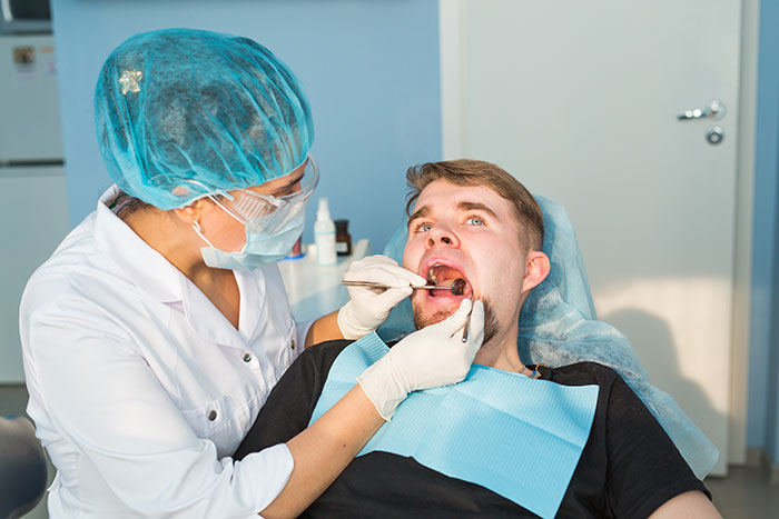 featured image for To fix a broken tooth